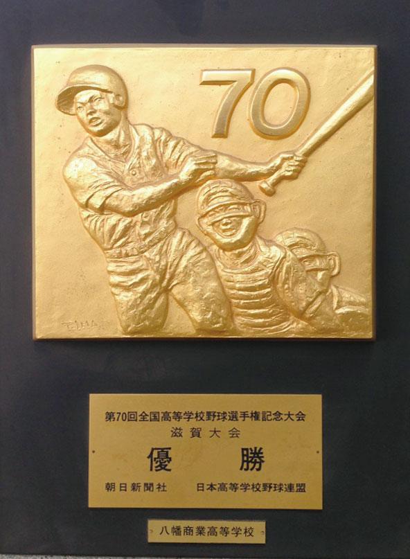 第70回滋賀大会 【昭和63年】