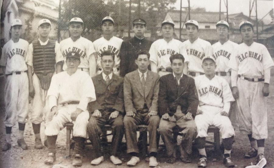 1951年[第71回卒] – 八幡商業高等学校野球部OB会