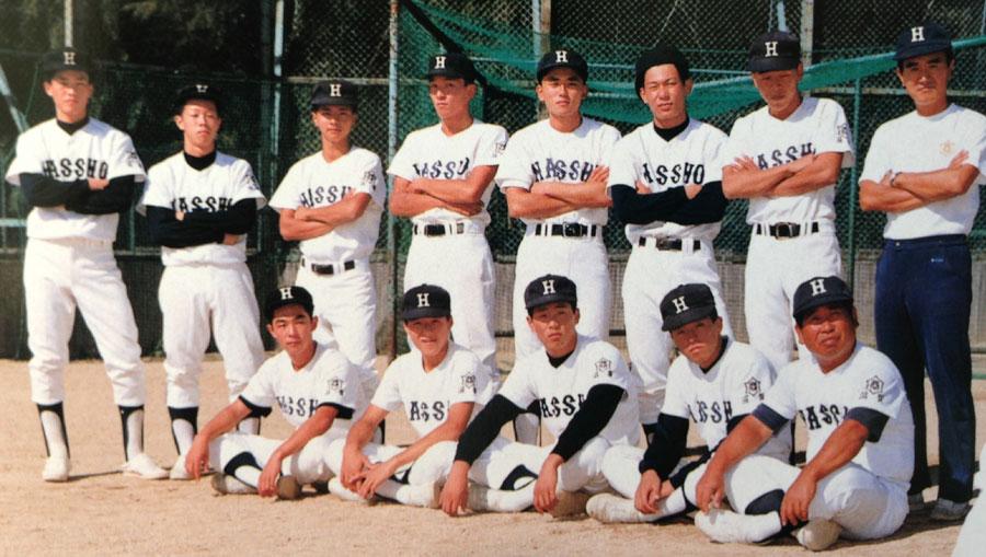 1987年[第107回卒] – 八幡商業高等学校野球部OB会